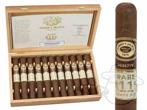 Romeo Y Julieta Reserva Rare 11 Box of 11