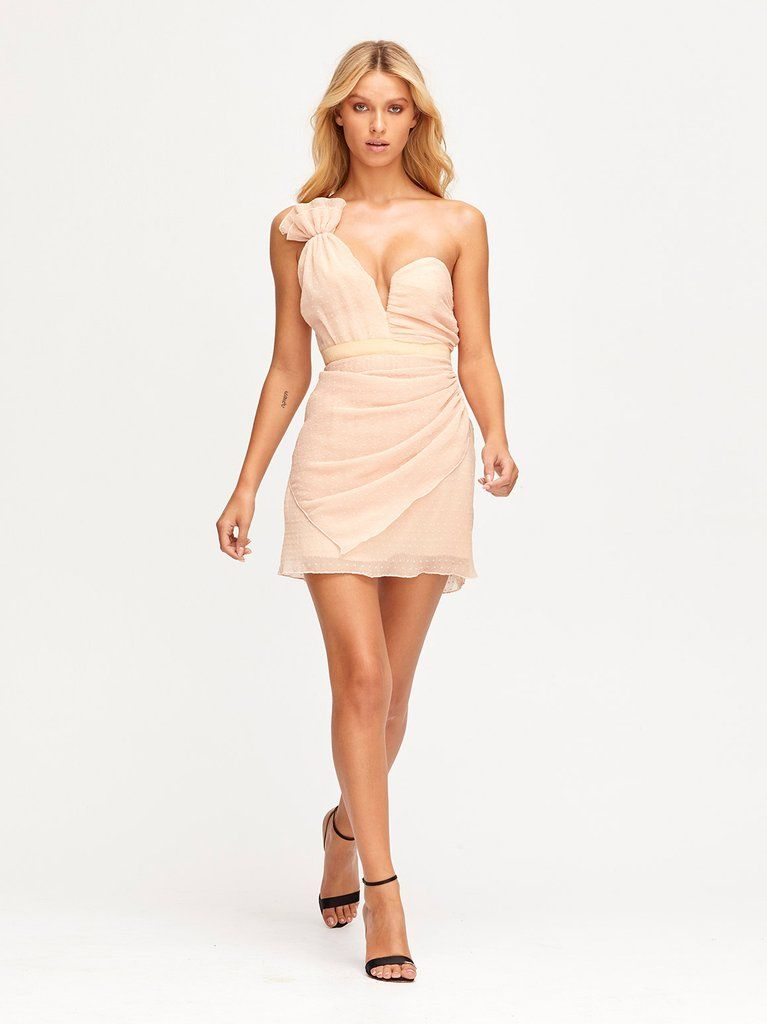 Youre The One For Me Mini Dress Alice Mccall Dresses Pleated