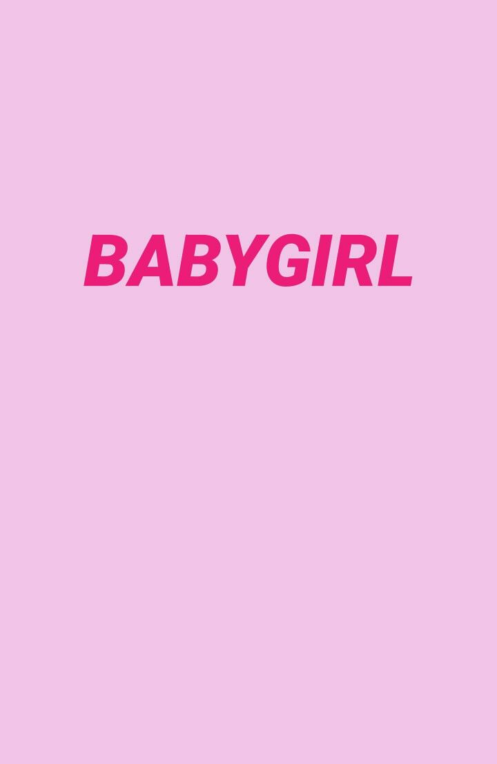 BABYGIRL WALLPAPER Baby pink wallpaper iphone, Iphone