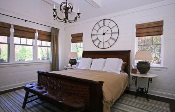 21++ Bedroom wall clock ideas