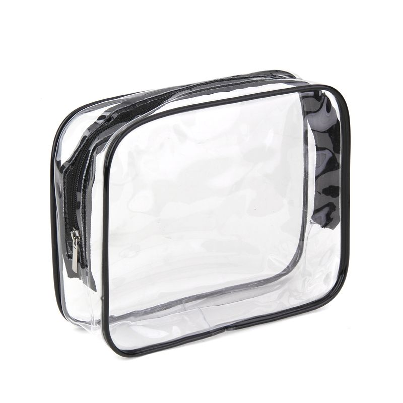 5edecf4487 Bag ·  8.90 PVC Transparent Protection Cosmetic Bag Women Travel Make up  Toiletry Bags Makeup Organizer Case Go