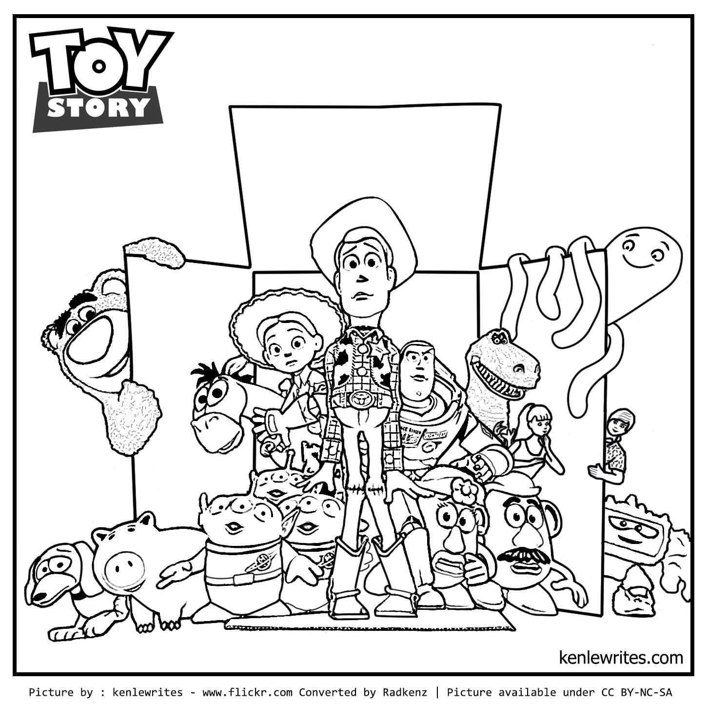 Toy Story 4 Coloring Pages Toy Story Coloring Pages Monster Coloring Pages Cartoon Coloring Pages
