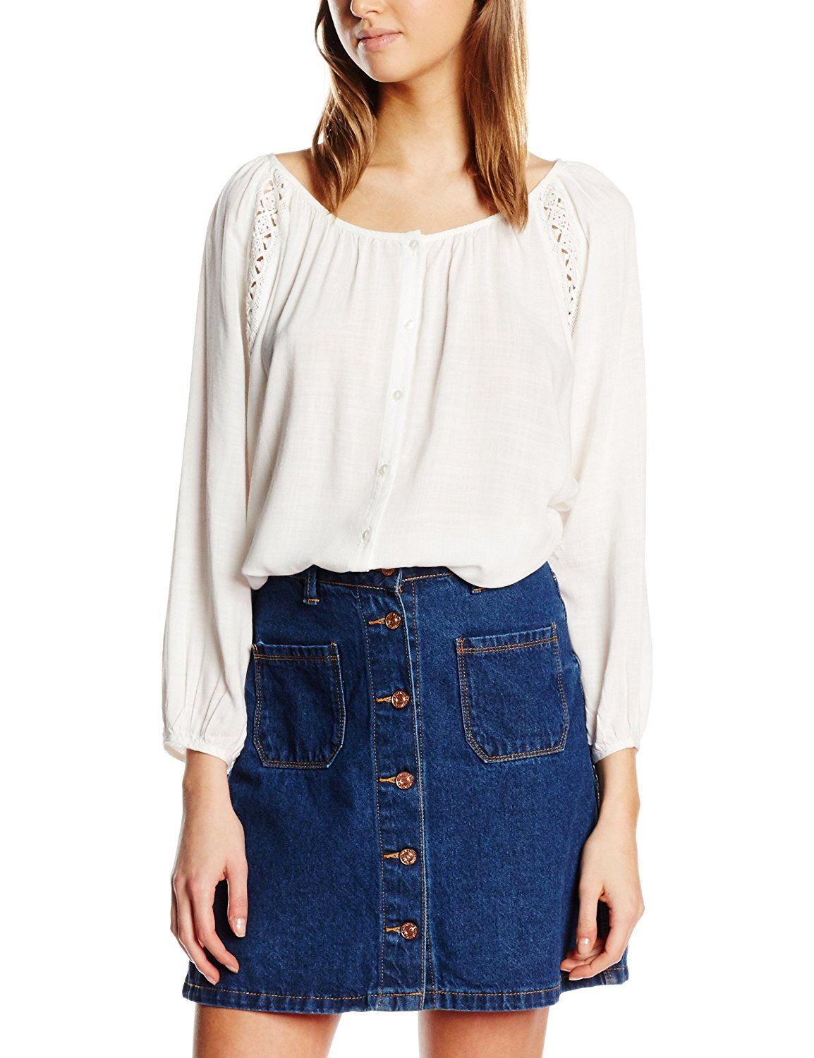 Vero Moda Women's Ollie Top -- Quickly view this special  product, click the image : Fashion