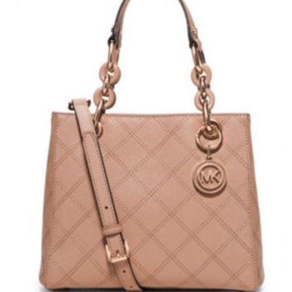 Michael Kors Limited Edition Rose Gold Purse