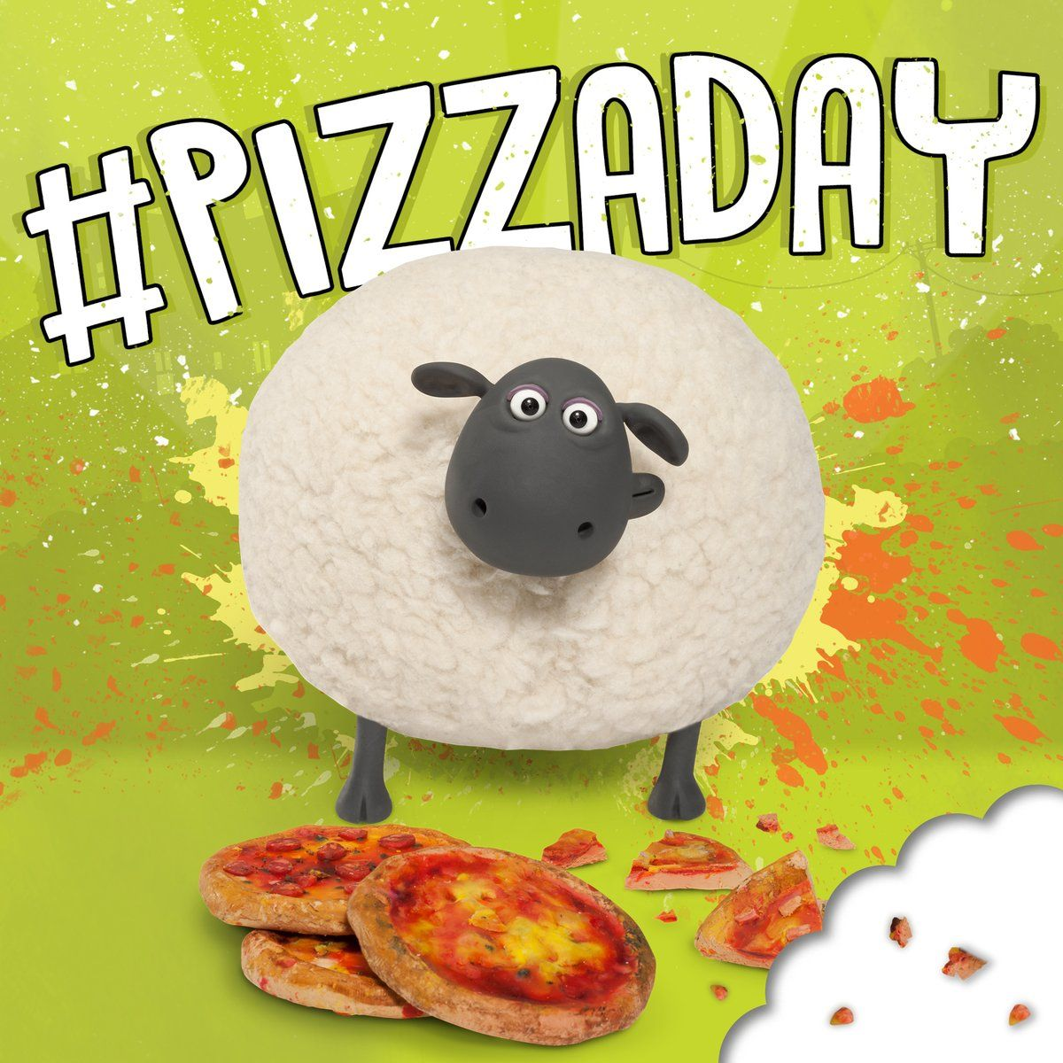 NationalPizzaDay hashtag on Twitter Pizza day, Hashtags