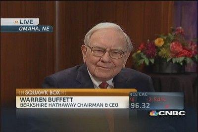 Warren Buffett Watch with Alex Crippen