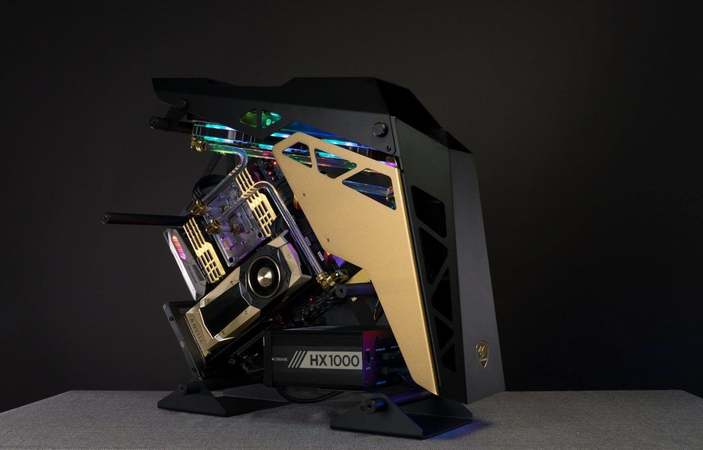 This week for case mod friday we have a build from our friends at