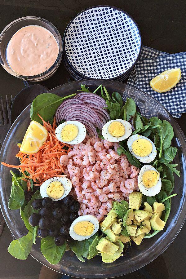 The 25+ best Shrimp louie salad ideas on Pinterest   Shrimp louie recipe, Recipe for shrimp ...