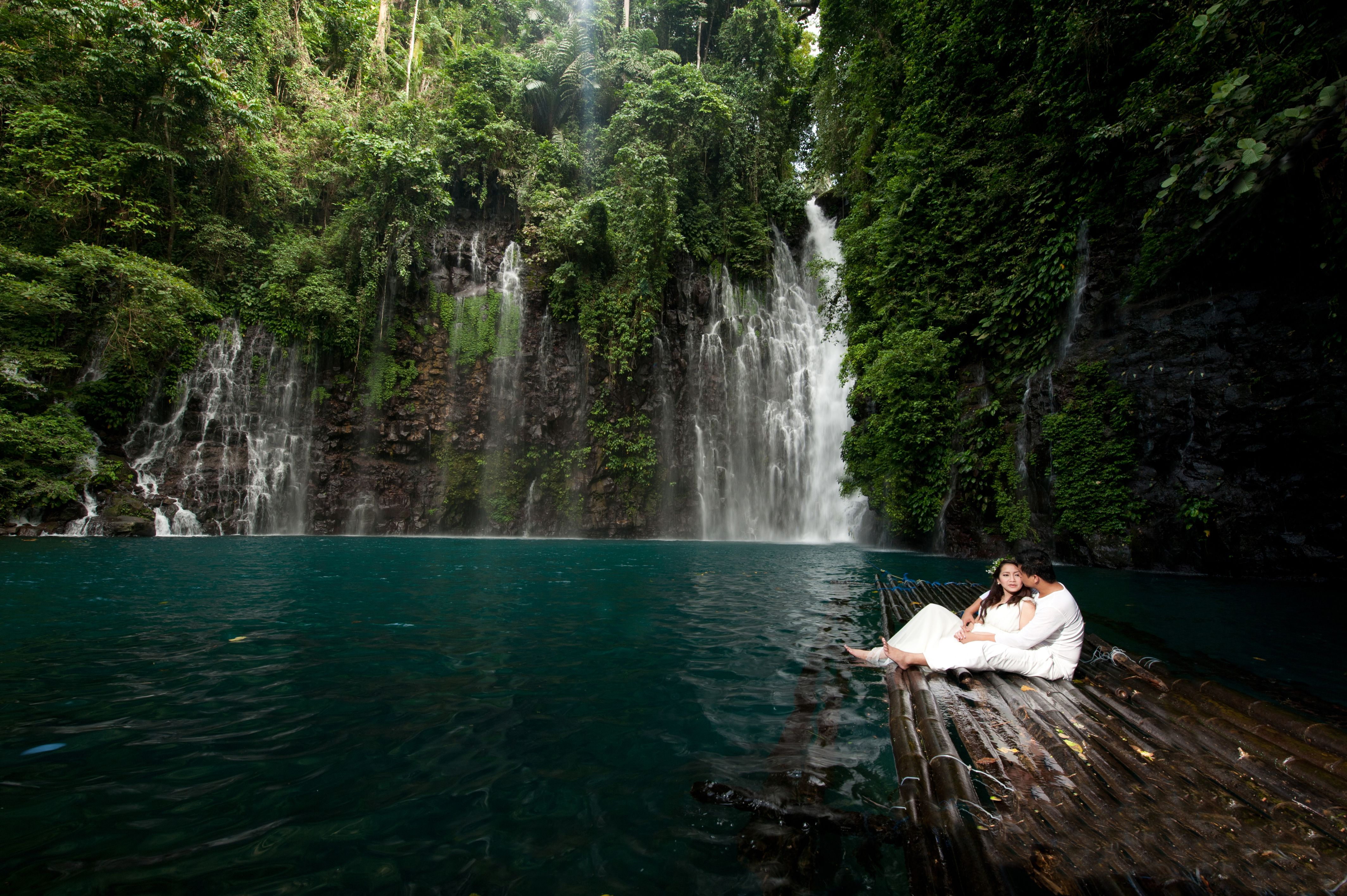 Tinago Falls Iligan City Philippines Wedding Photography Pinterest Philippines And City