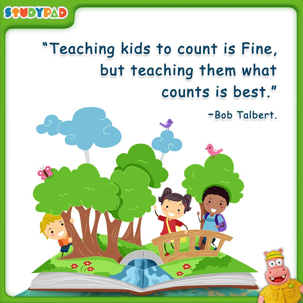 Quotes About Kids Learning: #education #quotes #teaching #kids