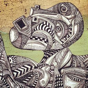 Zio Ziegler   Murals