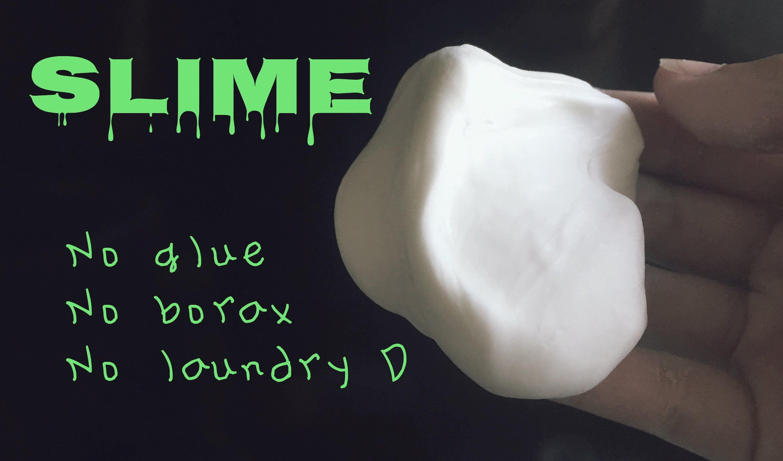 Repost bc better quality if u want it to be slimy then add more this is like an alternative slime for people who dont have the other ingredients to make the regular slimed w glue borax laundry detergent etc ccuart Images