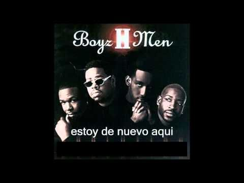 BOYZ II MEN - RENDIDO ANTE TI