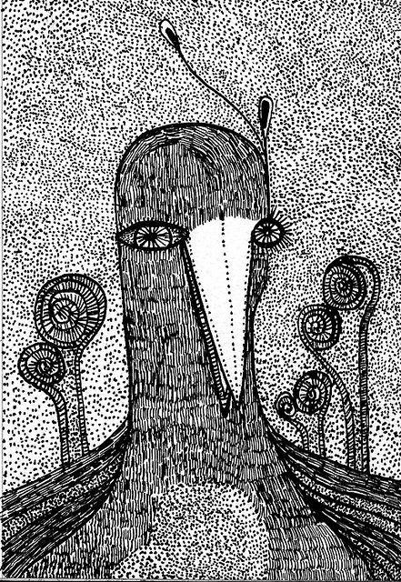 Pigeon by Guilherme Kramer, via Flickr