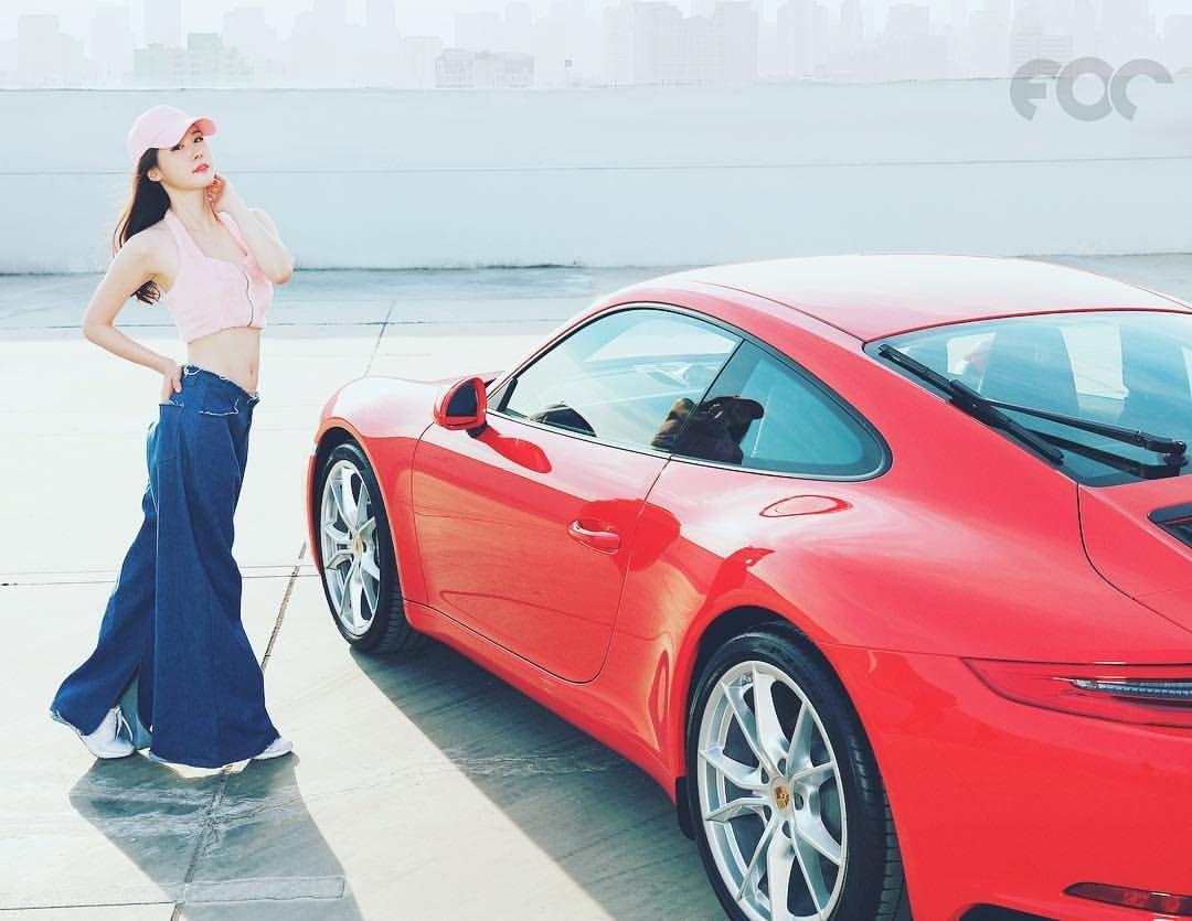 991. FOC issn133 p a n t o n e starring Lee Sang Eun