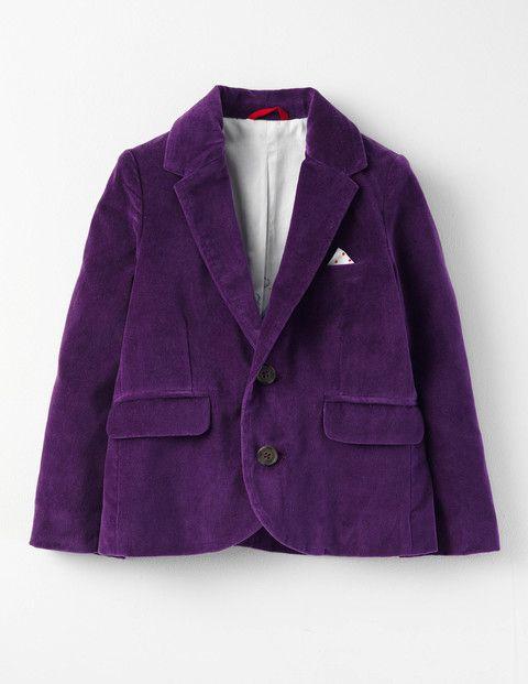 509474a297e6 Velvet Wonka Jacket from Mini Boden