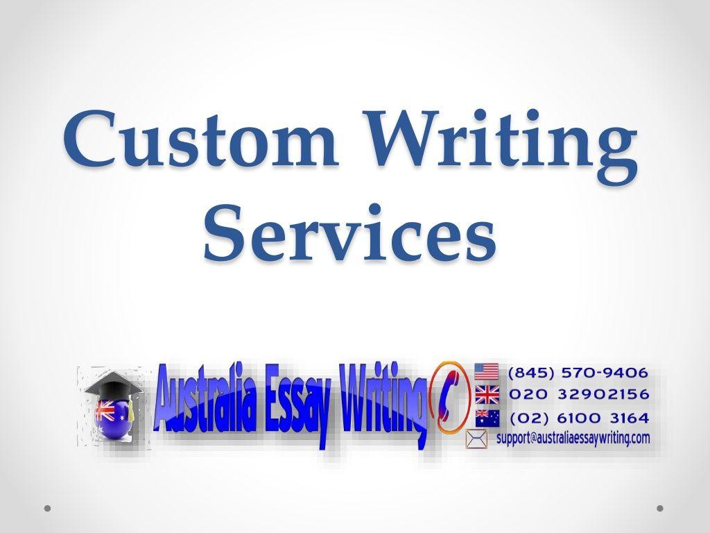 Custom history essays