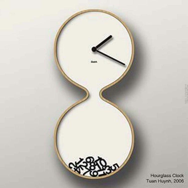 13 Creative Wall Clocks Home Improvement Diy Clock Wall Wall