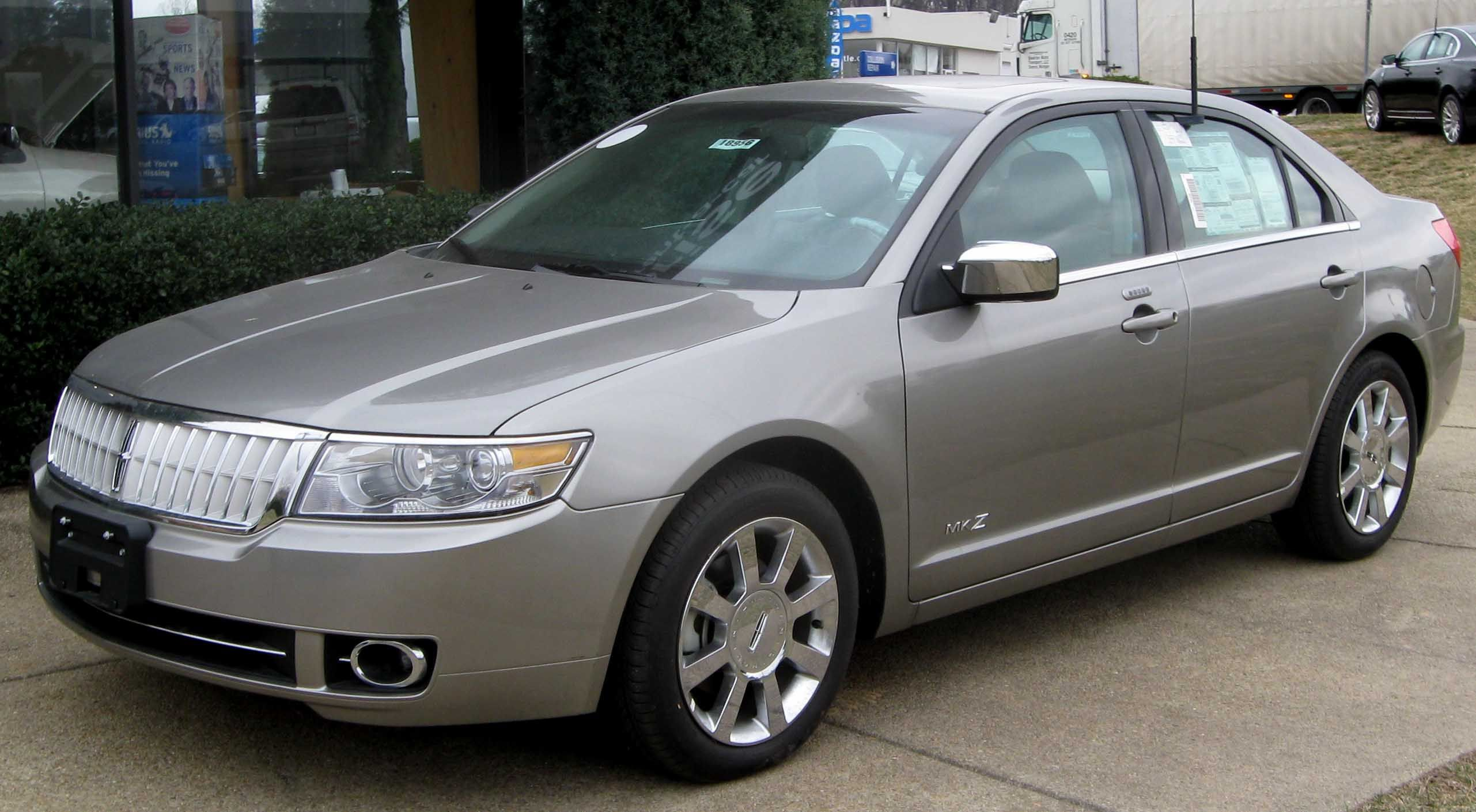 2014 lincoln mkz 3 7 awd shows very handsome kamm tail lincoln motor company motor company and dream cars