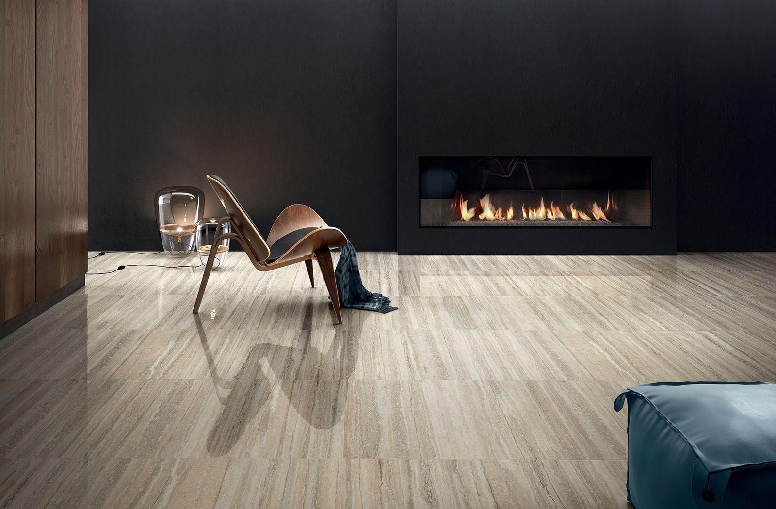 Floor Tile Decor Fascinating Modern Luxurious Living Room Decor With Tipos Floor Tile Design Ideas