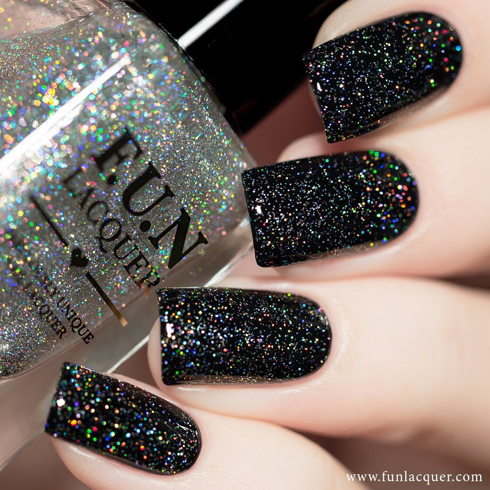 Lacquer- Holo Toppers- Diamond Dust