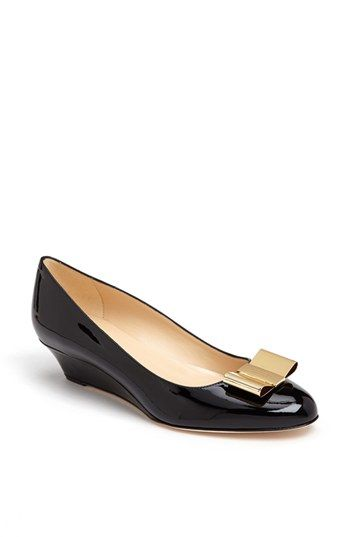 Kate Spade New York Roxana Patent Leather Wedges buy cheap low shipping fee free shipping sale shopping online clearance free shipping brand new unisex free shipping wide range of bu0D2N