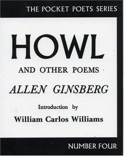 OCTOBER 7 poet Alan Ginsberg reads 'Howl' at Six Gallery in San Francisco. The poem is an immediate success in the Beat literary world and sets the tone for 1960s confessional poetry. HOWL and Other Poems. Allen Ginsberg. City Lights Books, 1956