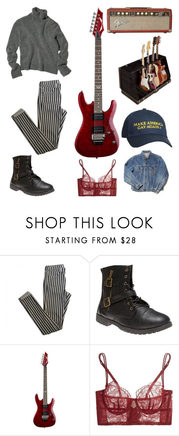 """""""Untitled #2650"""" by llamapoop ❤ liked on Polyvore featuring Topshop, Wet Seal, Floyd and La Perla"""