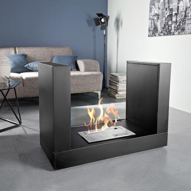 cheminee a l 39 ethanol castorama. Black Bedroom Furniture Sets. Home Design Ideas