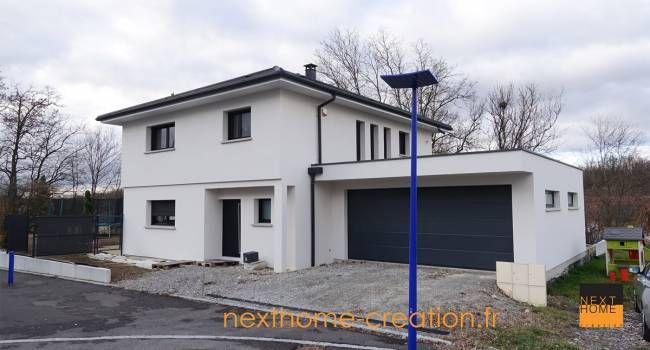 Epingle Par Augier Sur Baraques Maison Comptemporaine Maison Moderne Et Constructeur Maison