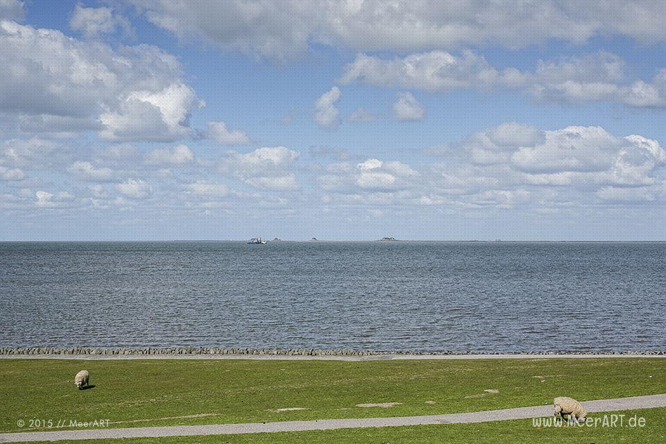 Nordsee Halbinsel