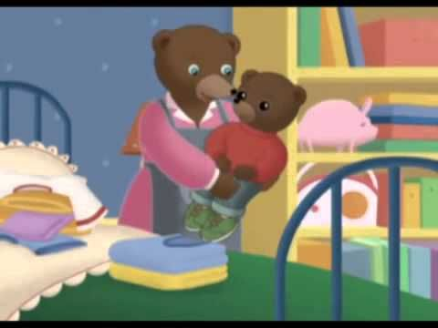 En Francais French Cartoon Petit Ours Brun 2 Youtube French Cartoons Little Learners French Class