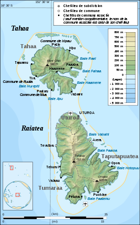 Papeete Polynesia::PLAN & MAP & COUNTRY