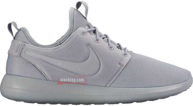 0094e701475c Nike Roshe Two - All Grey