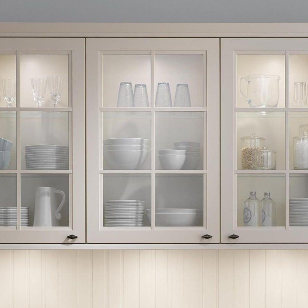 Plain Glass Kitchen Cabinet Doors Kitchen Cabinets Pinterest