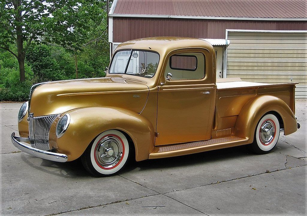 Pin By Mike Chase On Hot Rod Pickups Ford Pickup Ford Pickup Trucks Pickup Trucks