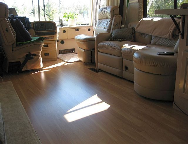 How To Replace Your Rv Carpet With Laminate Flooring Random Great