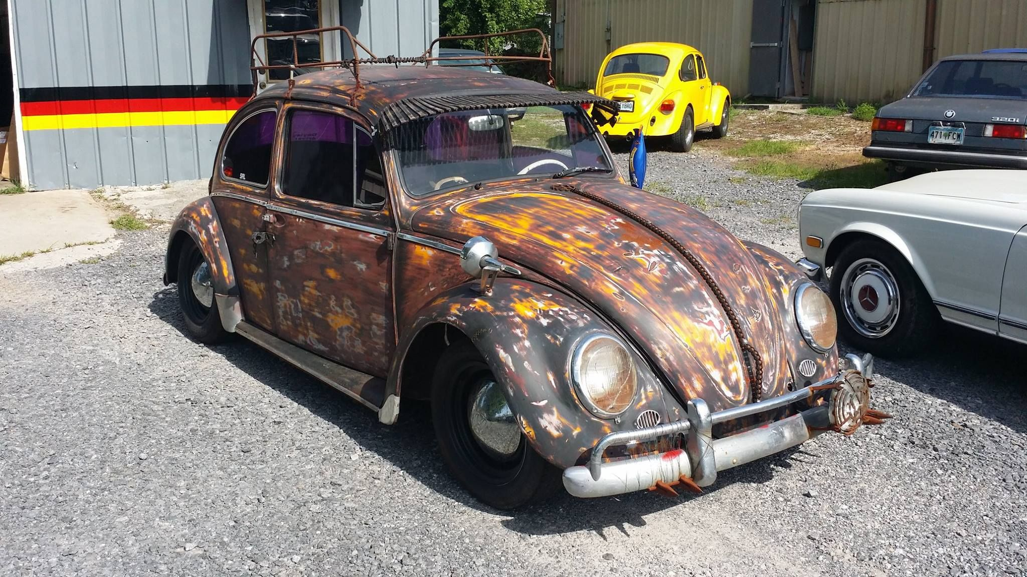 medium resolution of 1965 volkswagen bug at german autohaus of chattanooga for suspension repair