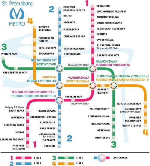 Saint Petersburg Russia Subway Map.St Petersburg Yeah I Passed Out Somewhere In This Subway System