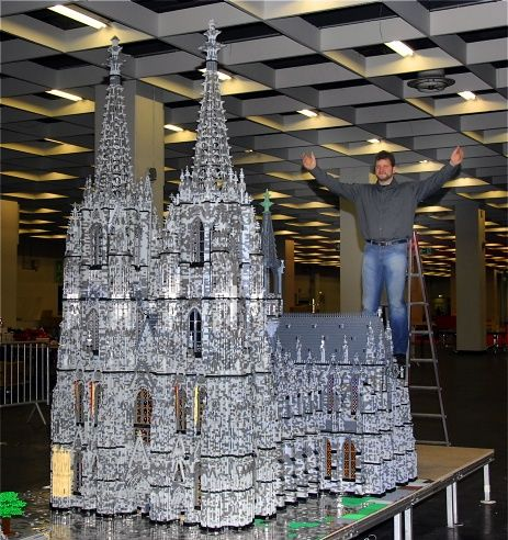 Lego Cathedral Google Search Lego Lego Sculptures Lego Architecture Building