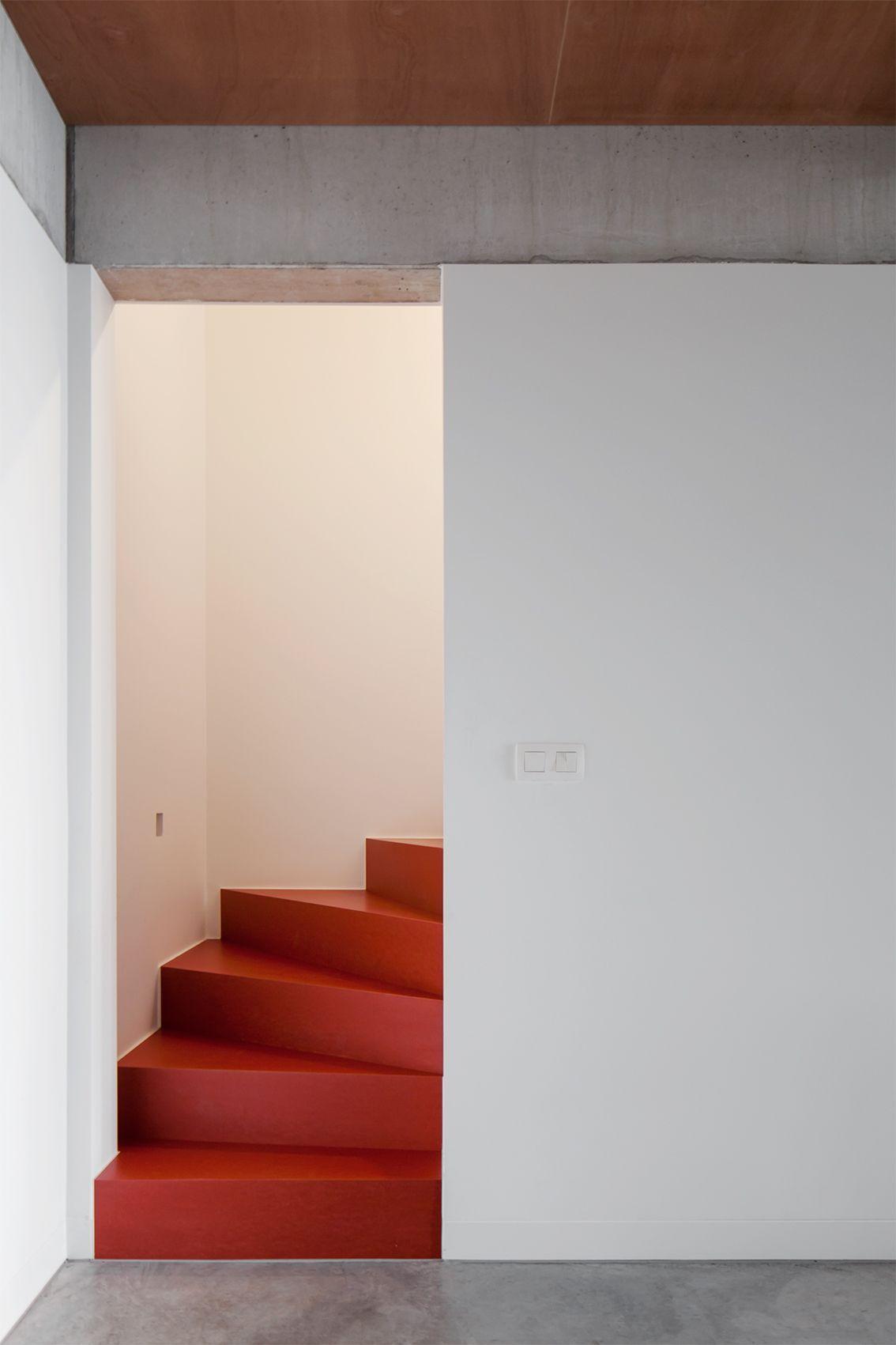 Cross House Leibal Staircase Design Interior Deco Interior