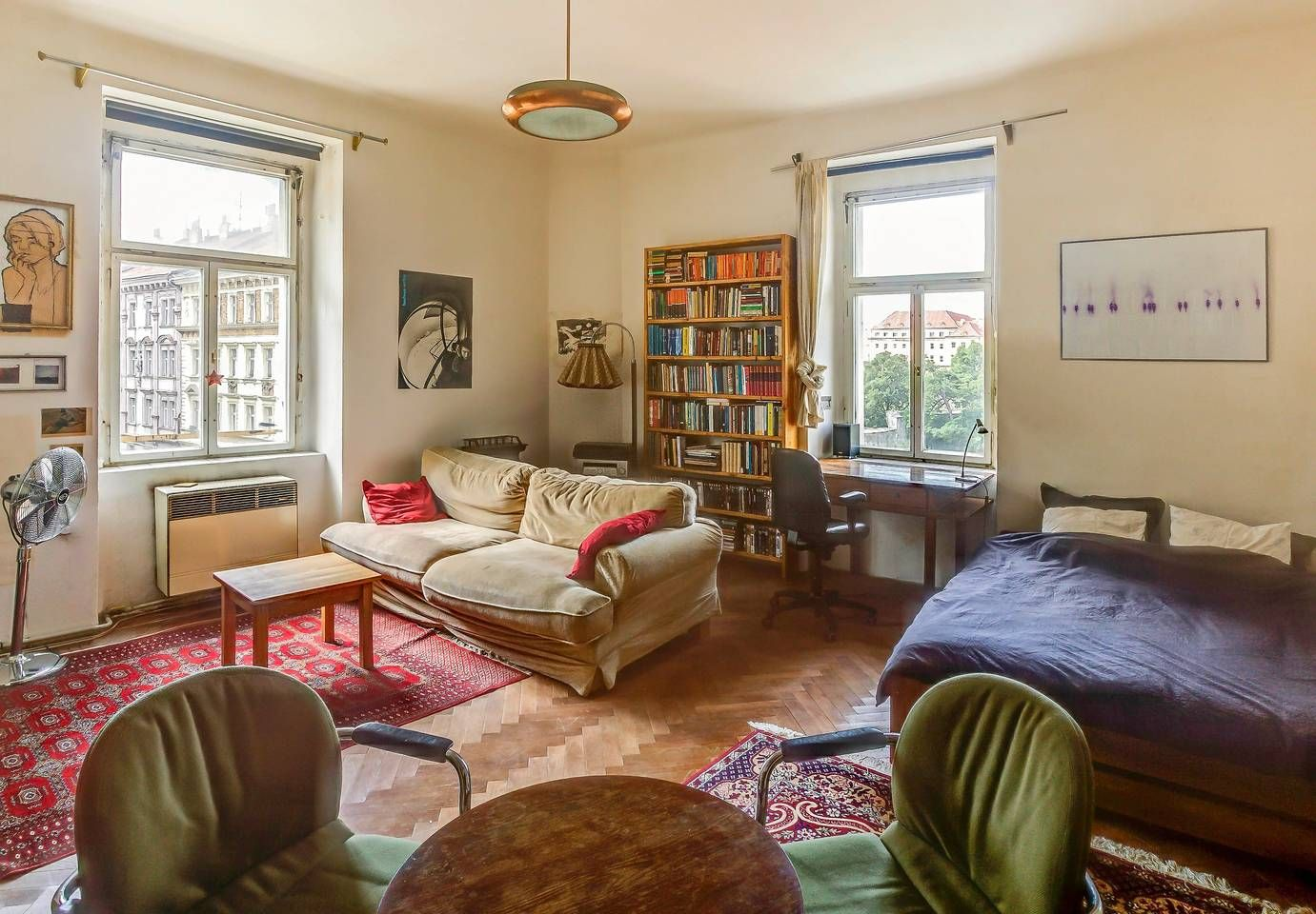 Bookseller's Sunny Flat - Apartments for Rent in Prague ...
