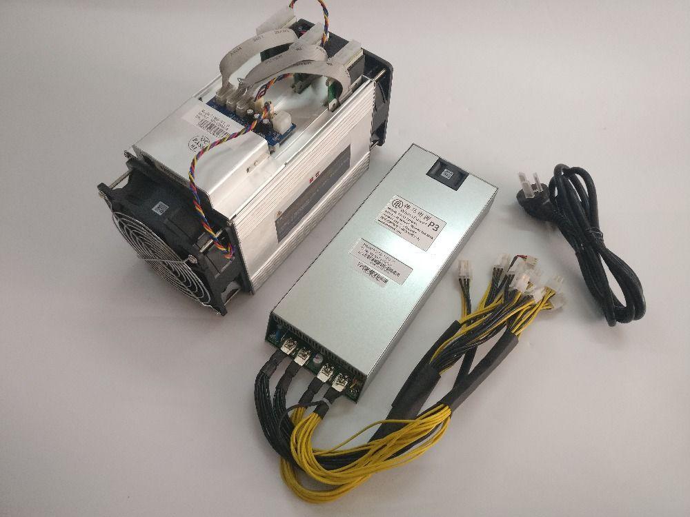 The BTC miner Asic Bitcoin Miner WhatsMiner M3 10 5TH/S (MAX