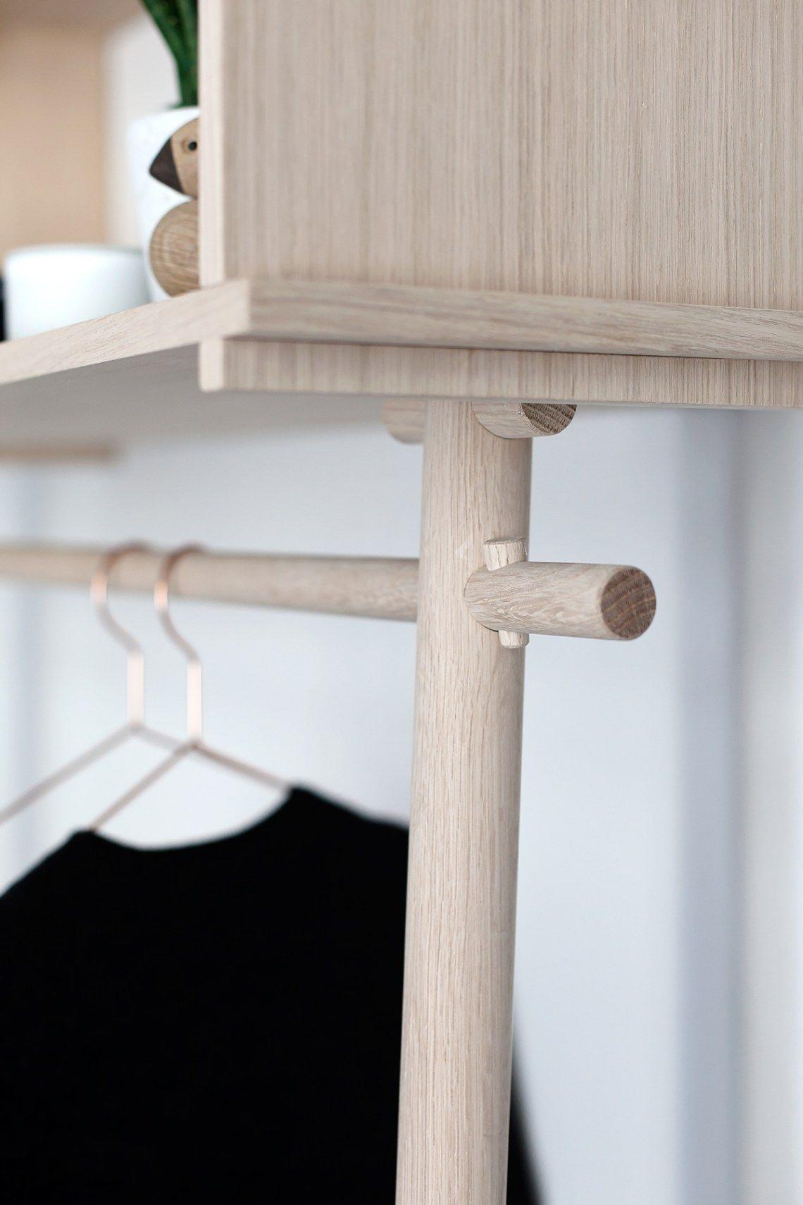 Woud Tojbox Furniture Design Oak Veneer Plywood