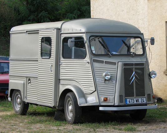 Quand Citroën tenait son «Tube»