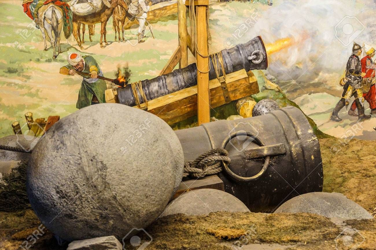 Fabulous Stock Photo In 2019 Fall Of Constantinople Cannon Siege Gmtry Best Dining Table And Chair Ideas Images Gmtryco