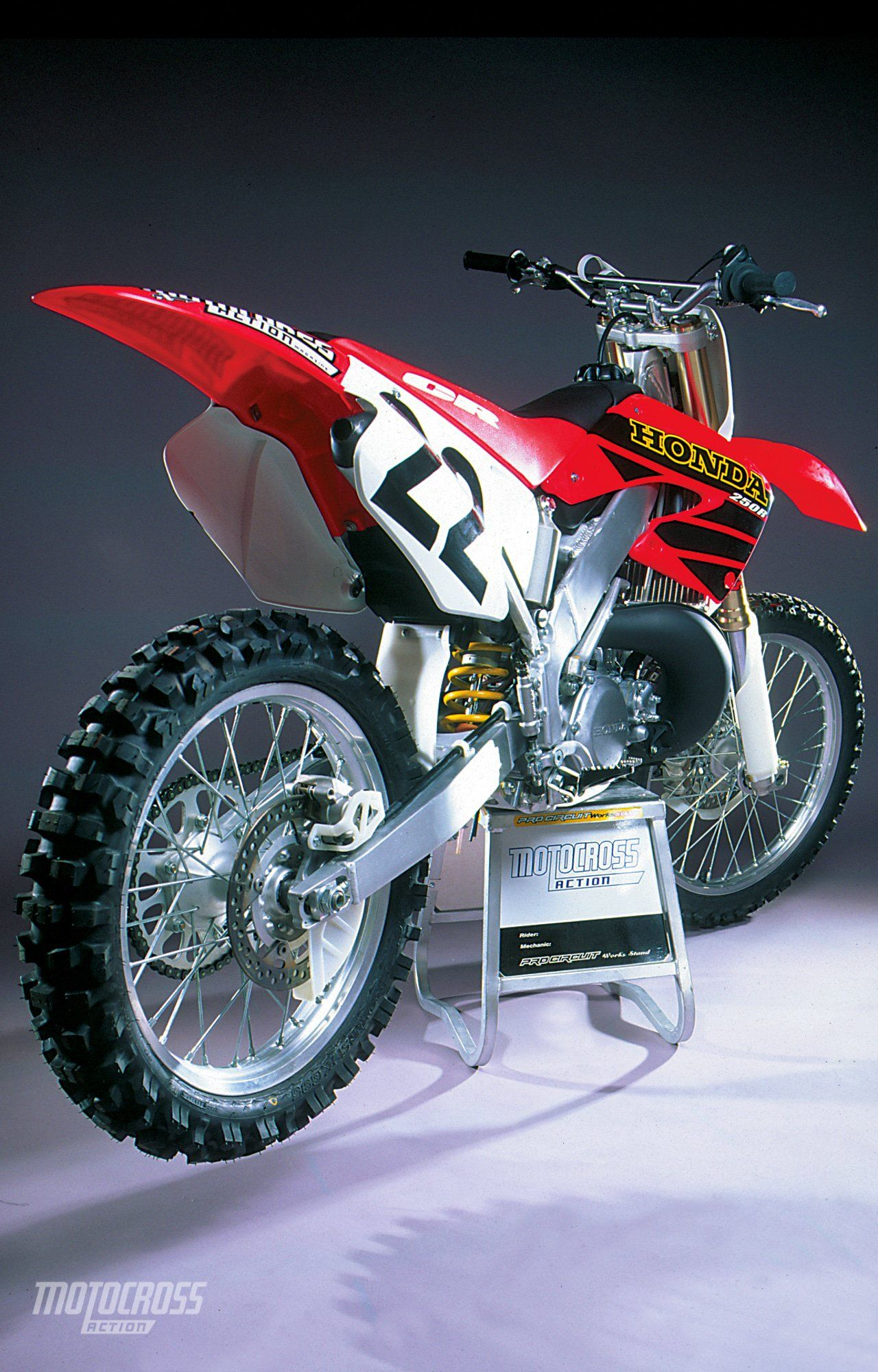 2001 Honda Cr250 In 2020