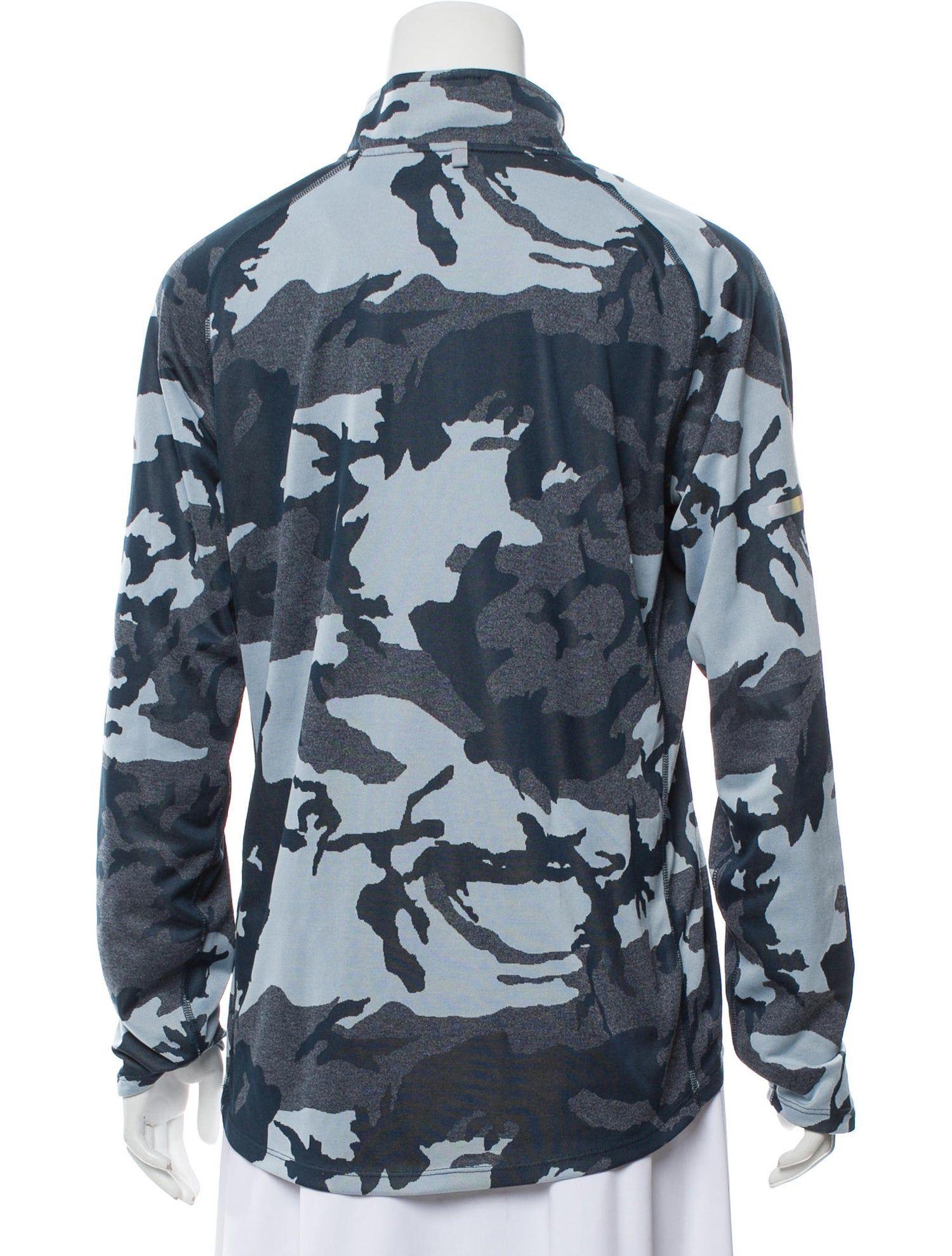 Printed Long Sleeve Top Running shirts, Mens running
