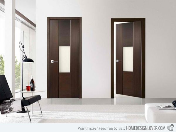 15 Wooden Panel Door Designs