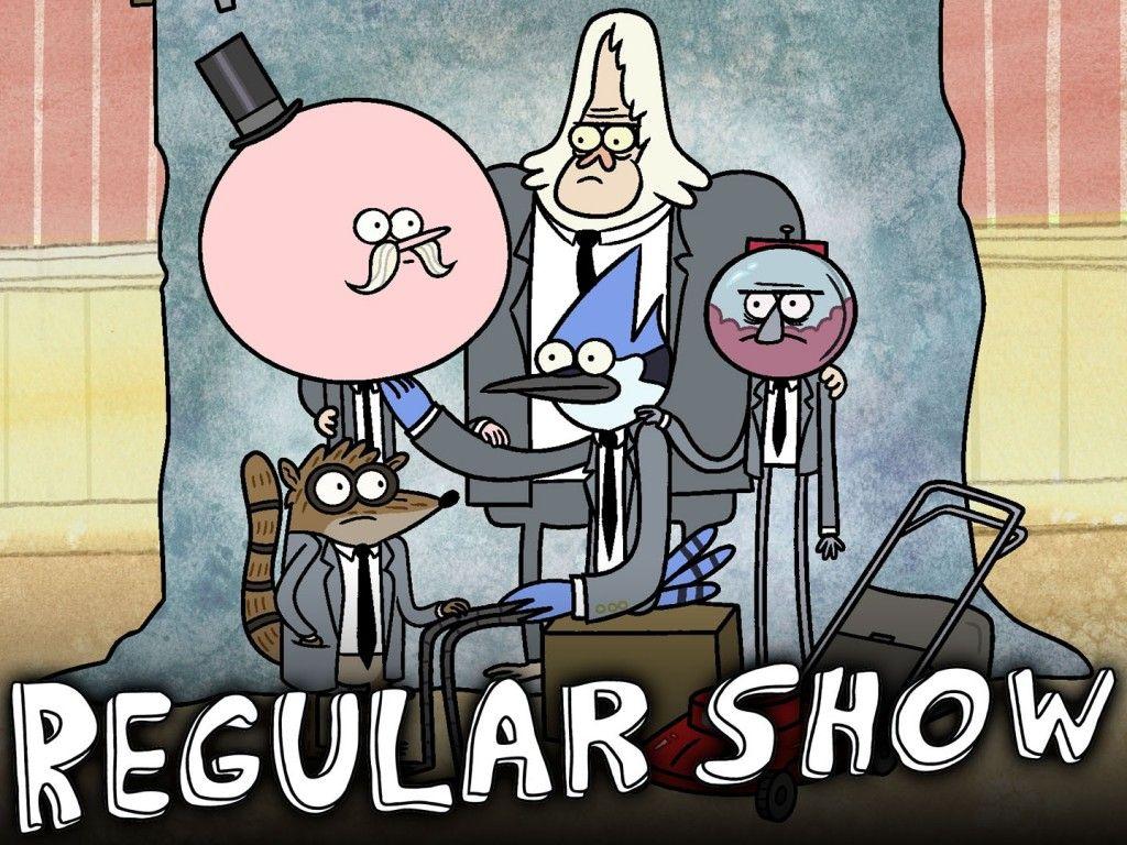Regular show hook up